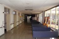 千曲病院大規模改修工事 着工前 診療待合